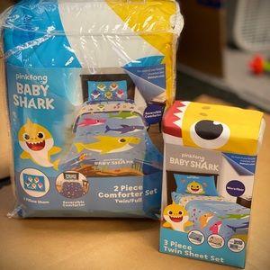 Other - Baby shark bedding set